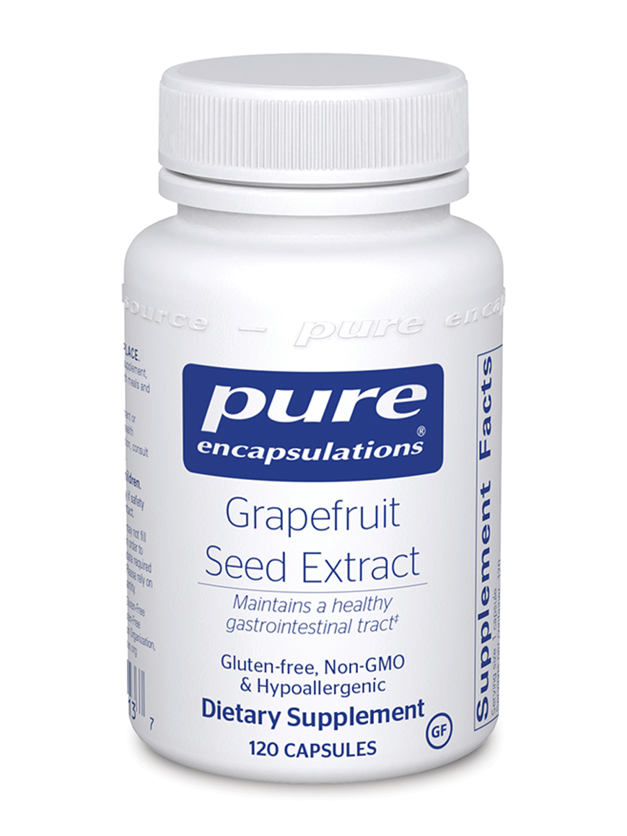 Grapefruit Seed Extract - 120 Capsules