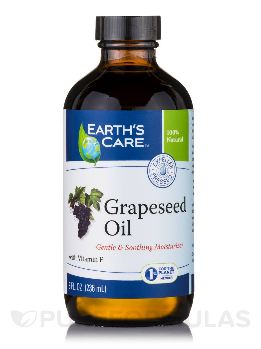 Grapeseed Oil - 8 fl. oz (236 ml)