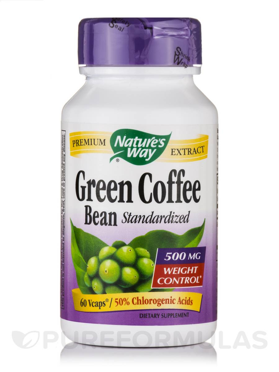 Green Coffee Bean Extract - 60 VCaps