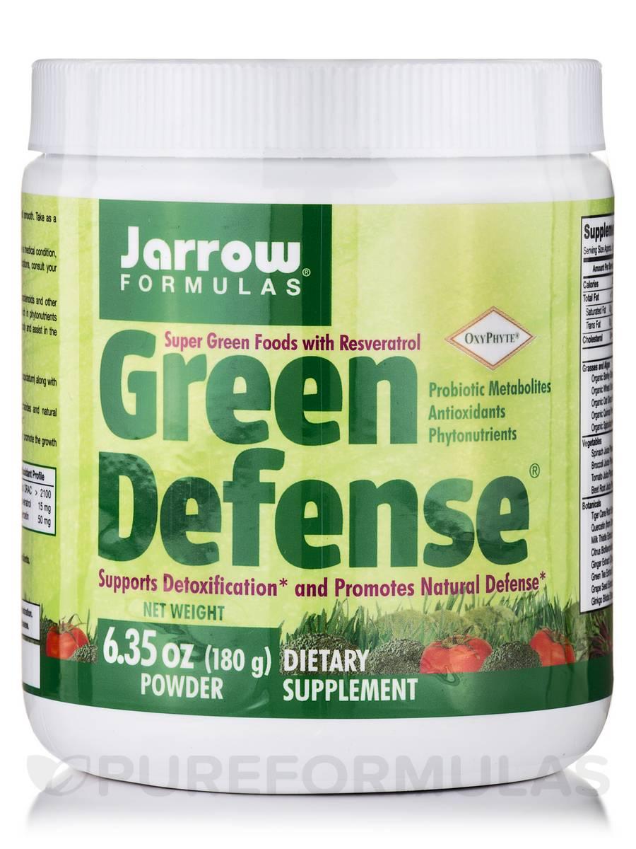 Green Defense (30 servings) - 6.35 oz (180 Grams)