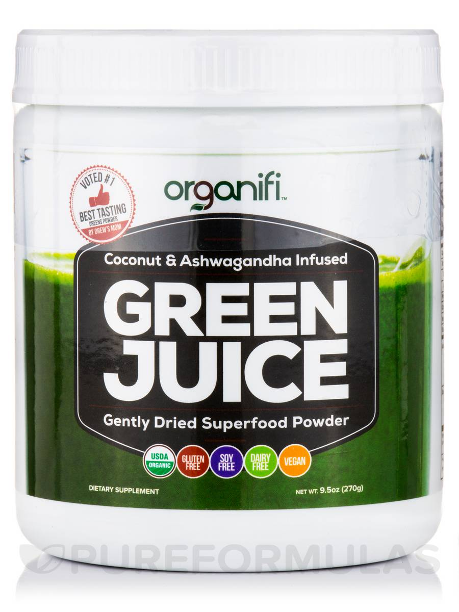 Green Juice - 9.5 oz (270 Grams)