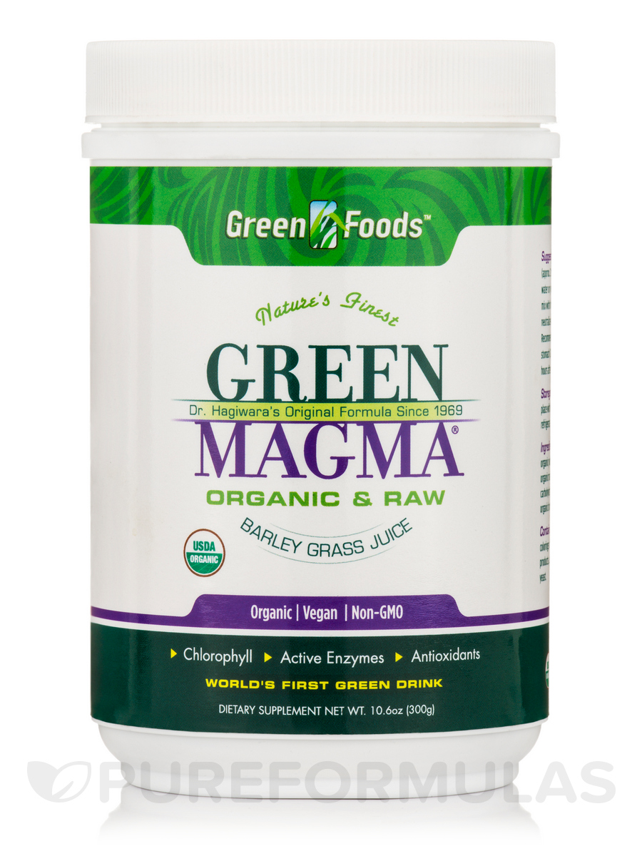 Green Magma - 10.6 oz (300 Grams)