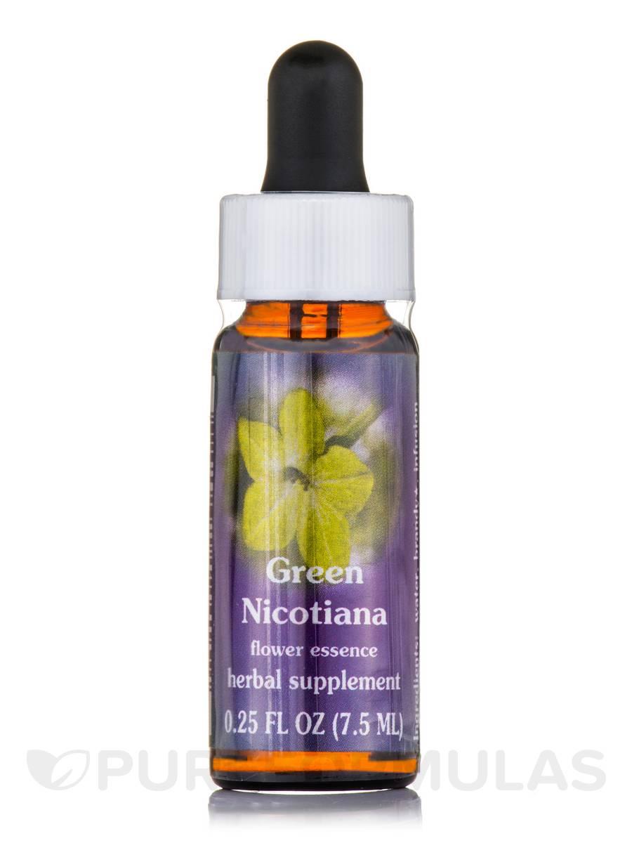 Green Nicotiana Dropper - 0.25 fl. oz (7.5 ml)