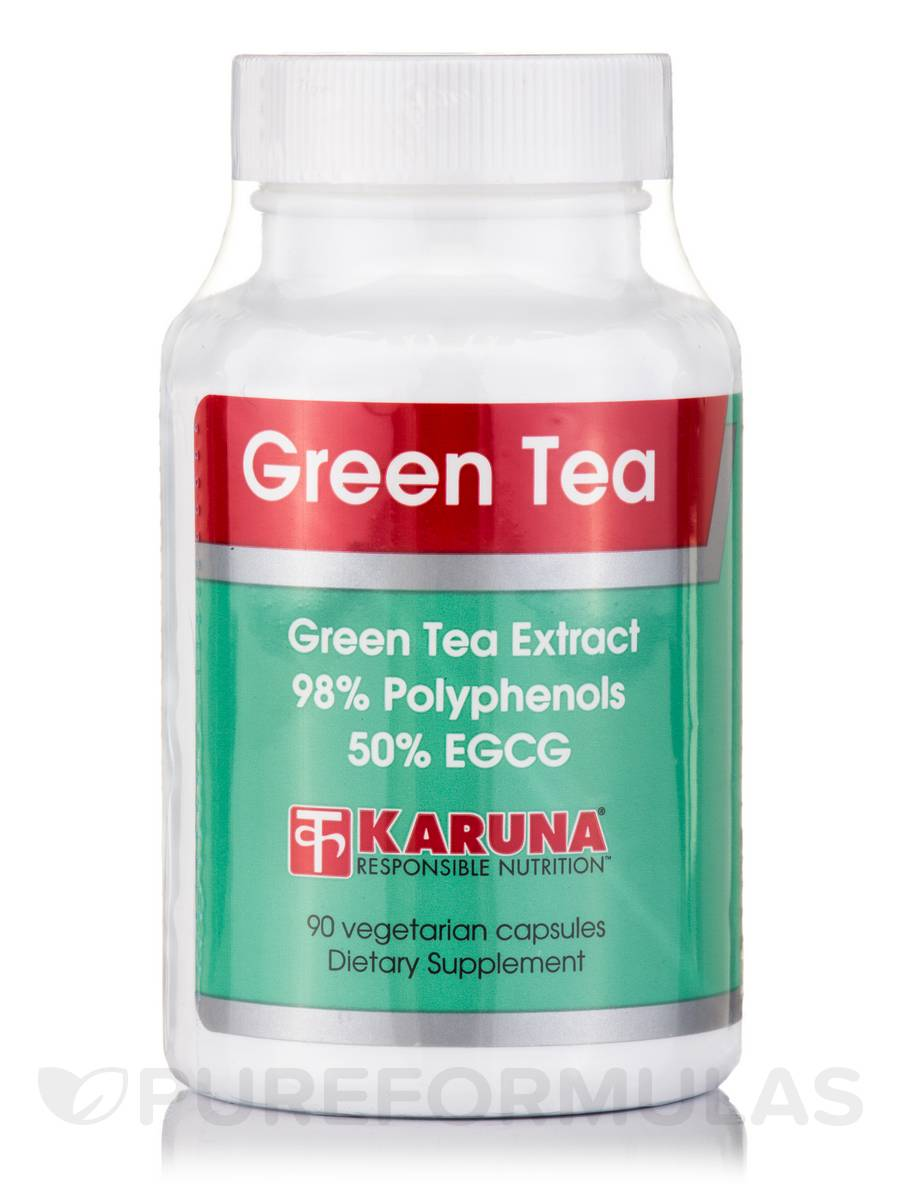Green Tea - 90 Vegetarian Capsules