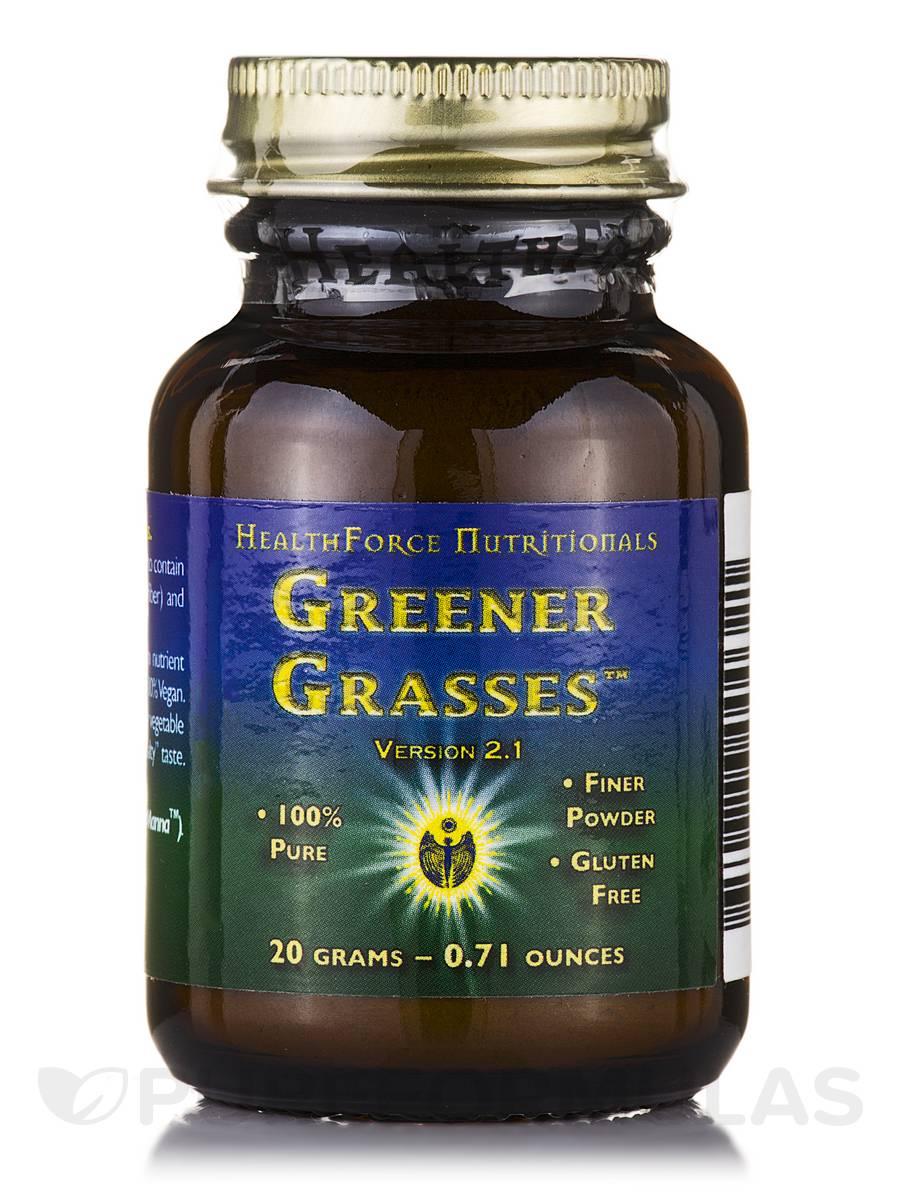 Greener Grasses™ Powder - 0.71 oz (20 Grams)