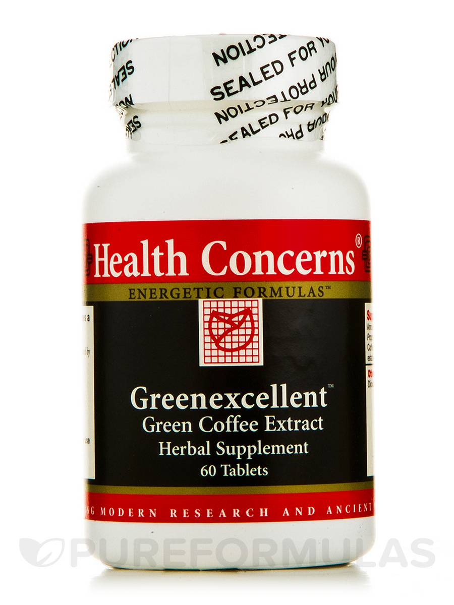 Greenexcellent - 60 Tablets