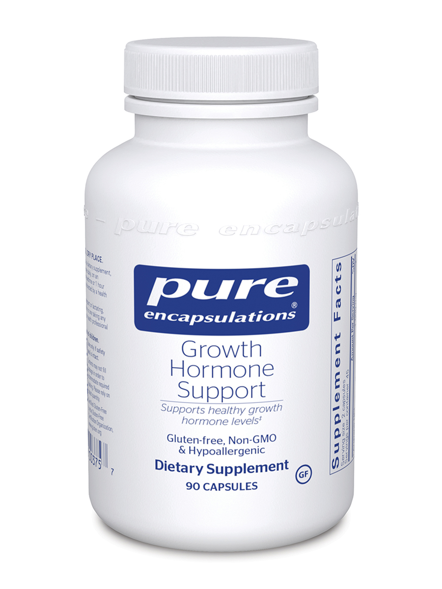 Growth Hormone Support - 90 Capsules