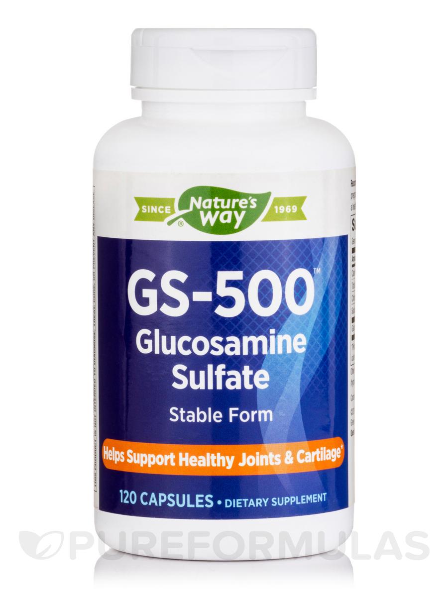 GS-500™ - 120 Vegetarian Capsules