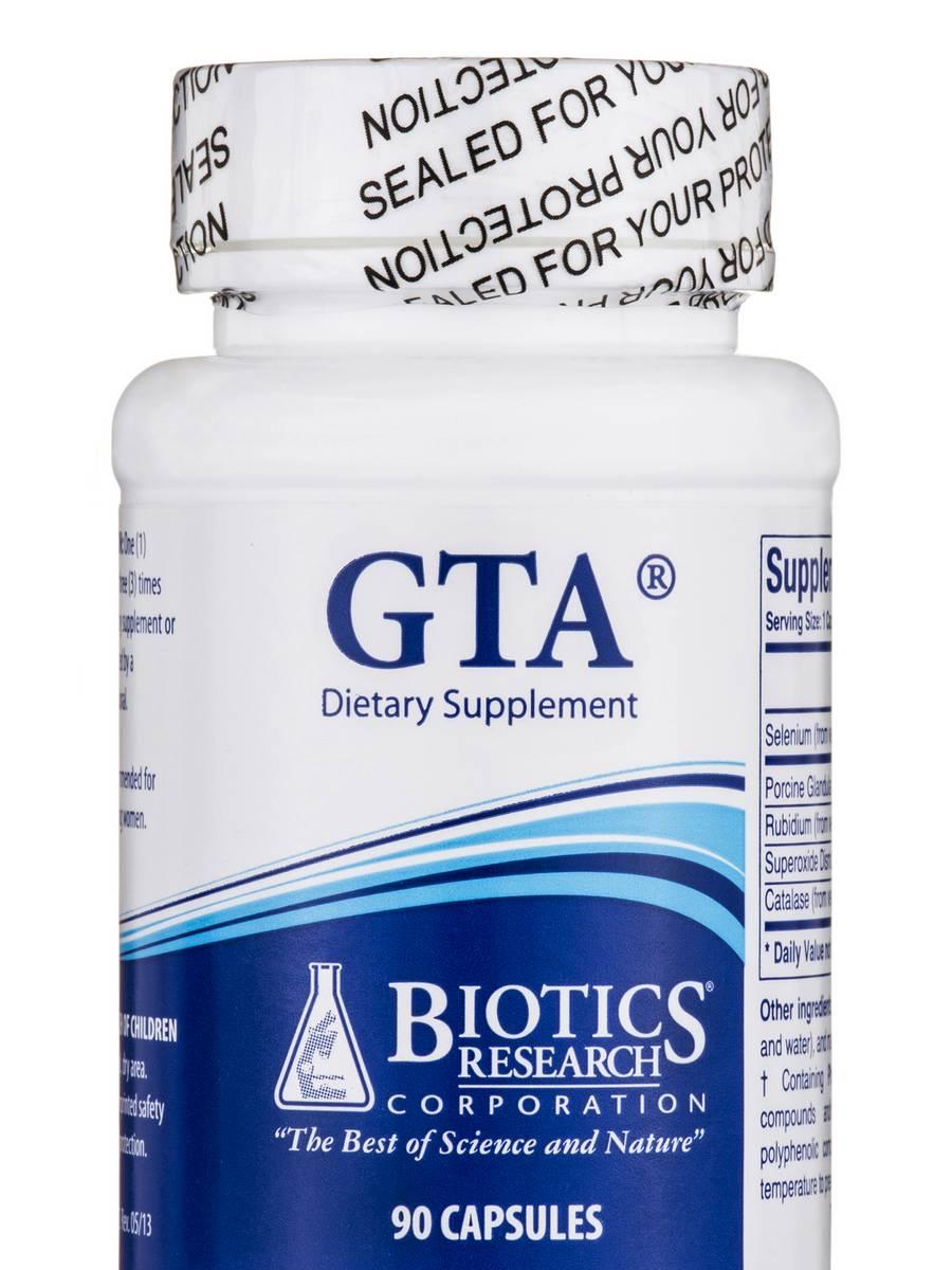GTA - 90 Capsules
