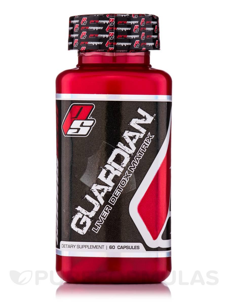 Guardian™ Liver Detox Matrix - 60 Capsules