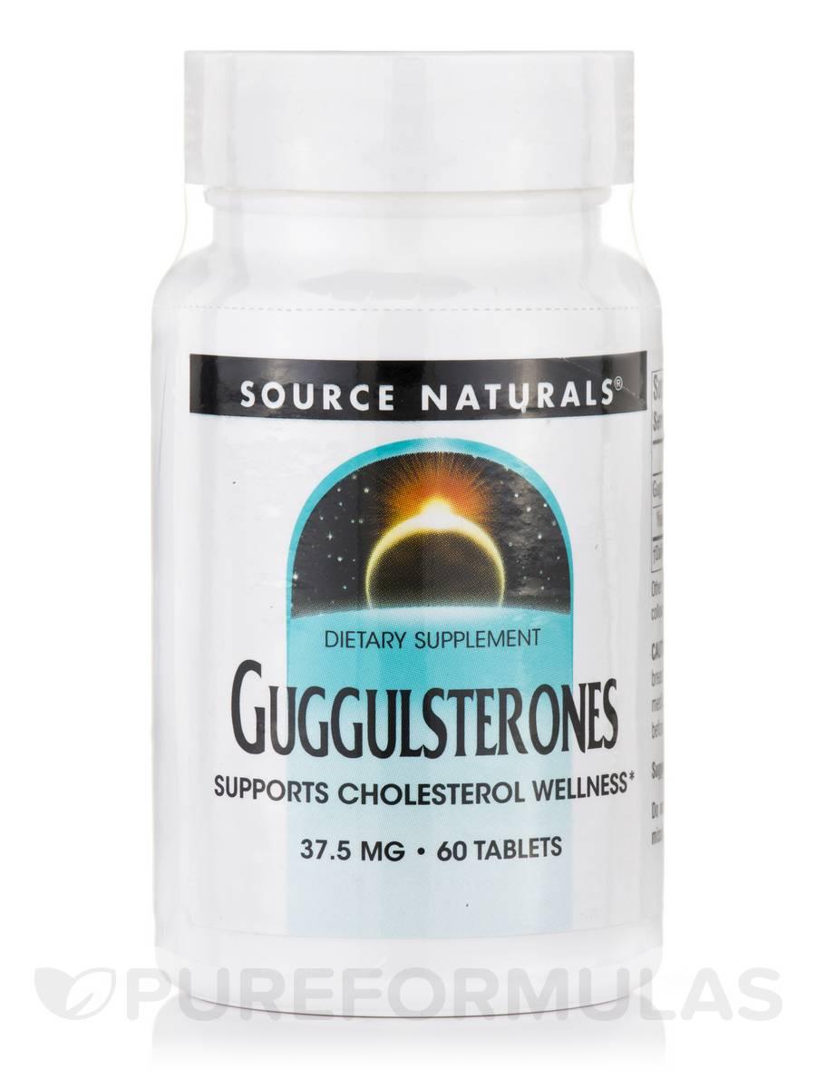 Guggulsterones - 60 Tablets