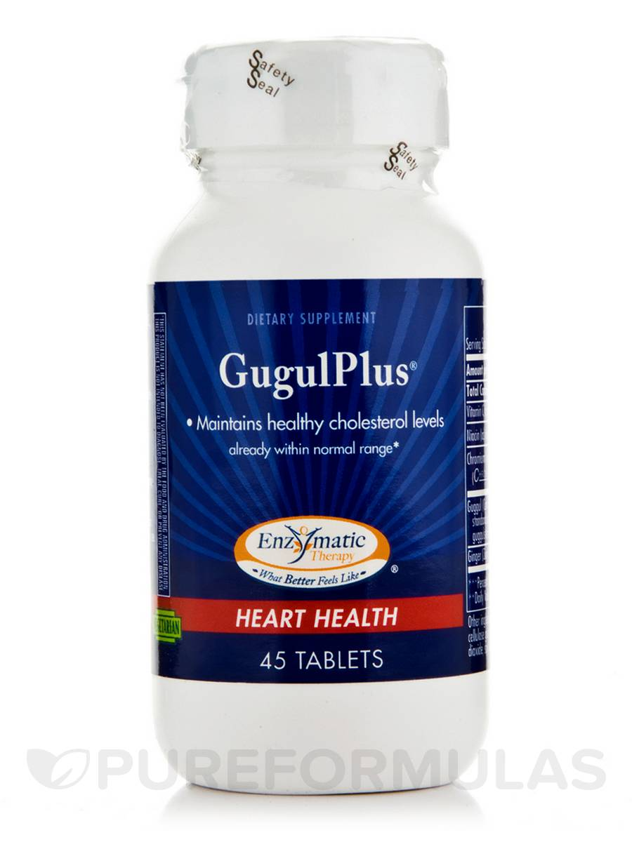 GugulPlus - 45 Tablets