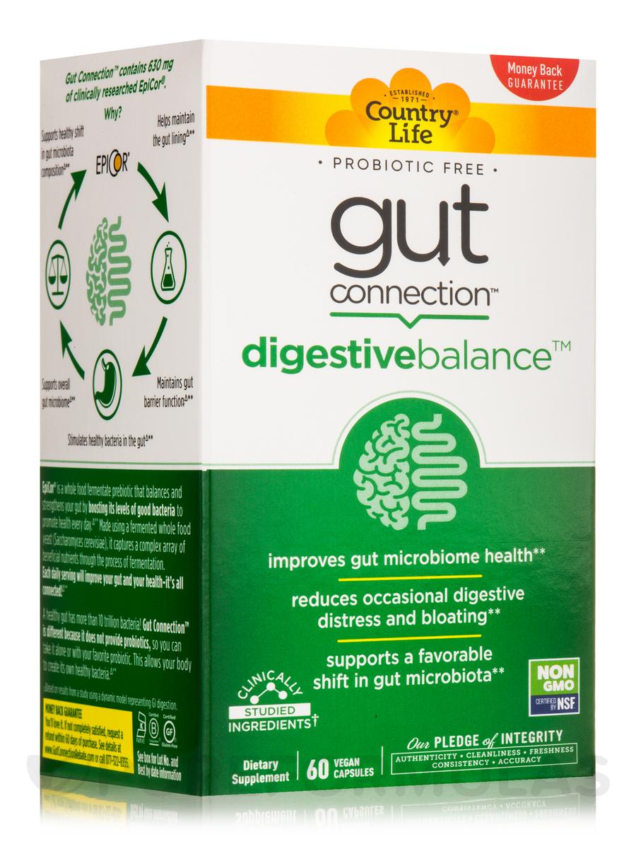 Gut Connection Digestive Balance - 60 Vegan Capsules