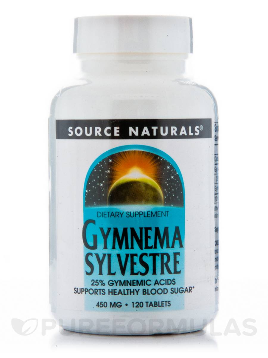 Gymnema Sylvestre 450 mg - 120 Tablets