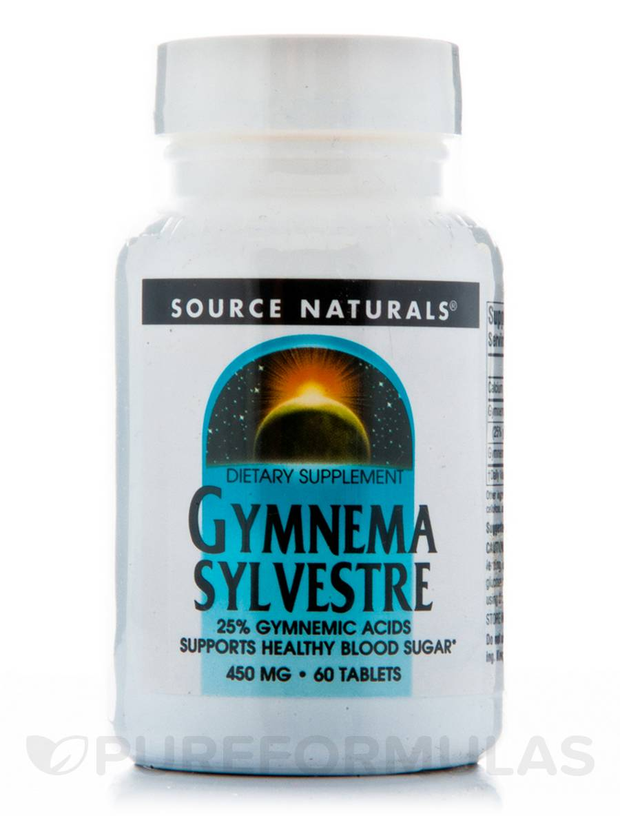 Gymnema Sylvestre 450 mg - 60 Tablets