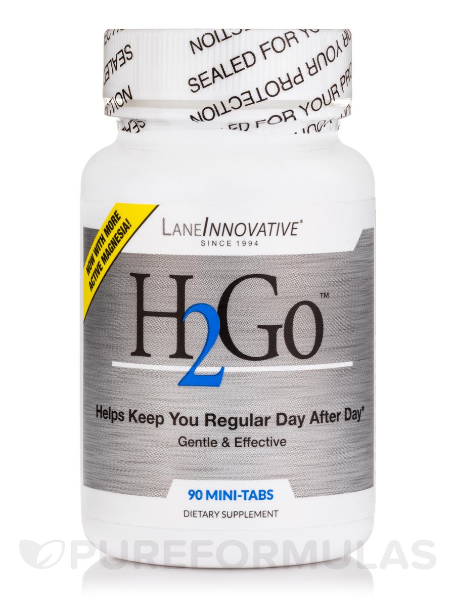 H2Go - 90 Mini-Tabs