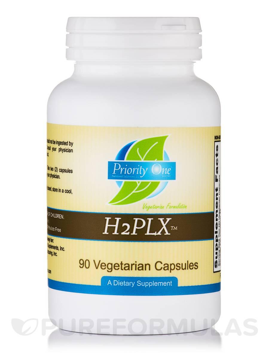 H2PLX - 90 Vegetarian Capsules