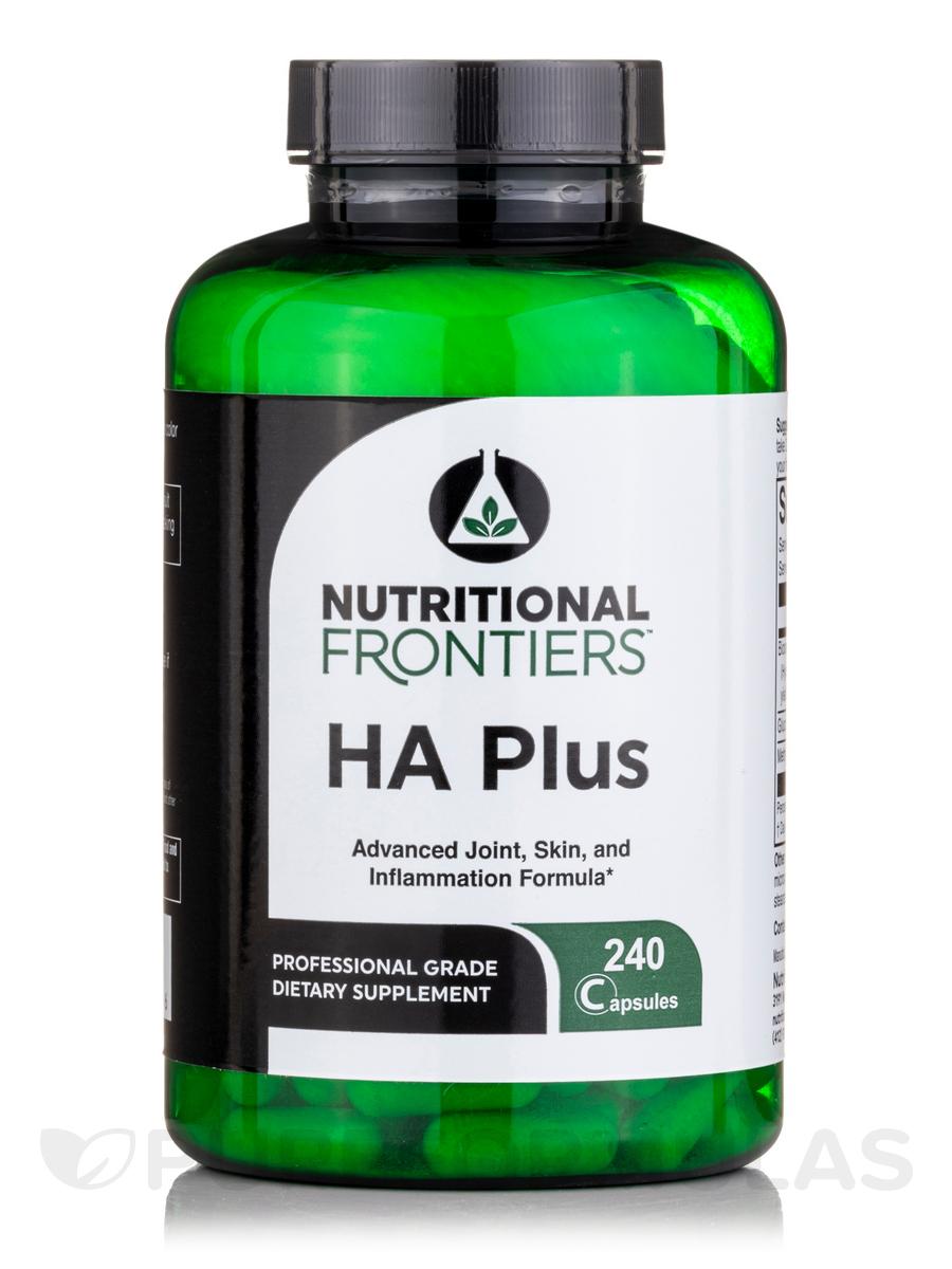 HA Plus - 240 Capsules