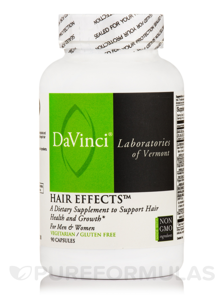 Hair Effects™ - 90 Vegetarian Capsules