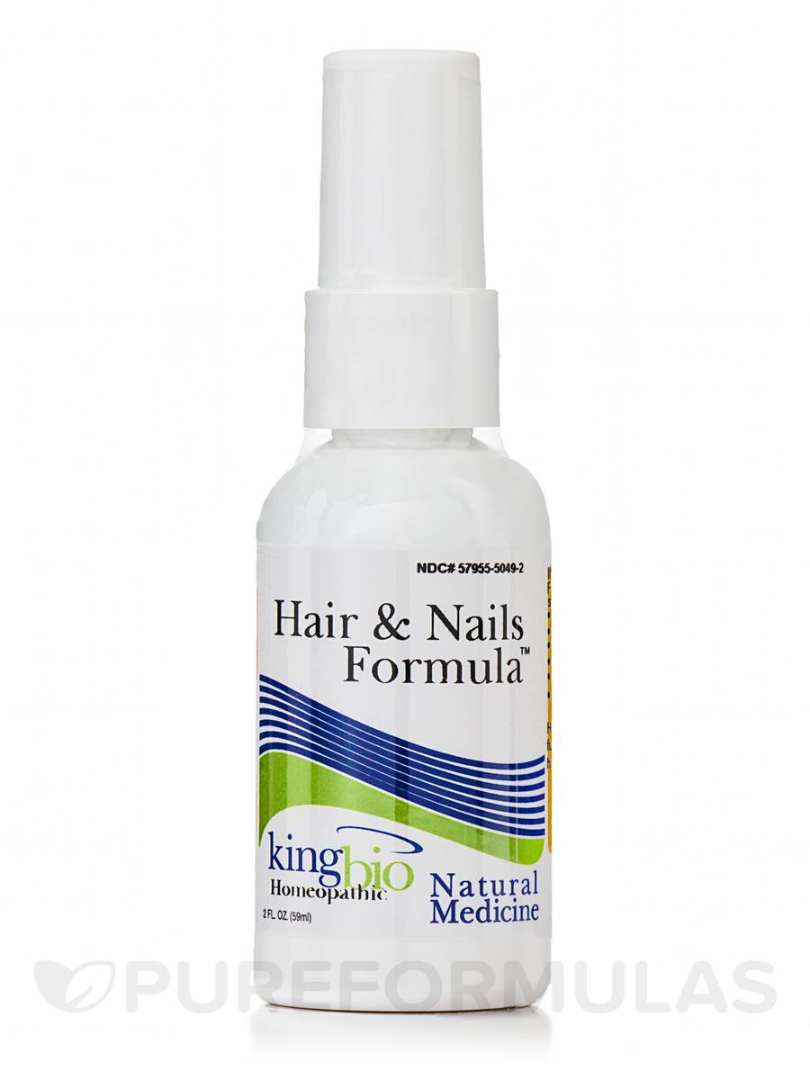 Hair & Nails Formula - 2 fl. oz (59 ml)