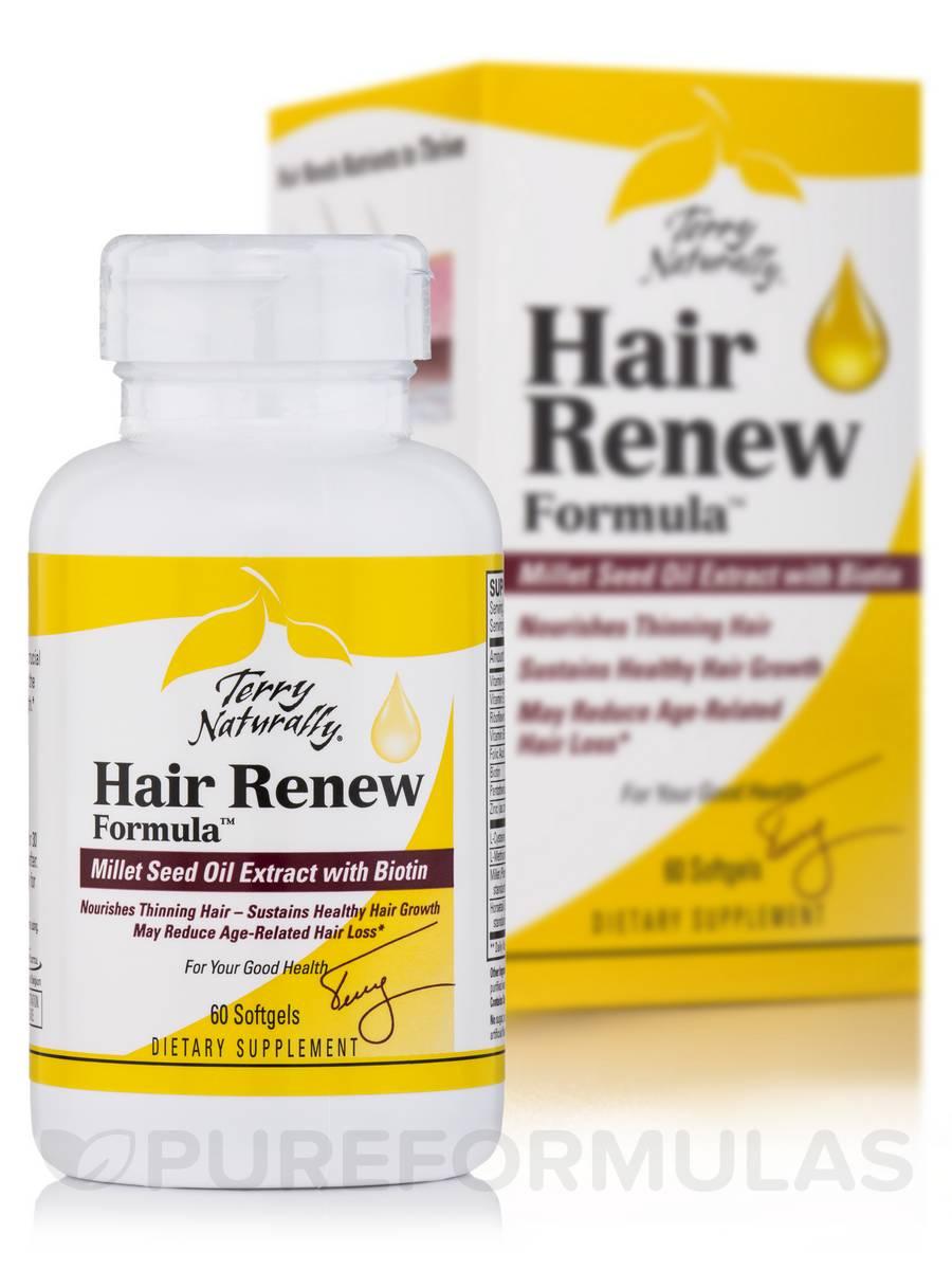 Hair Renew Formula™ - 60 Softgels