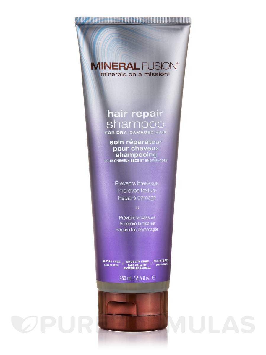 Hair Repair Shampoo for Dry, Damaged Hair - 8.5 fl. oz (250 ml)