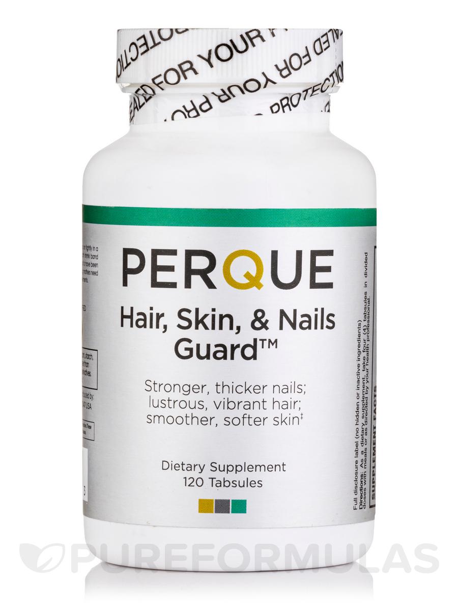 Hair Skin & Nails Guard - 120 Tabsules