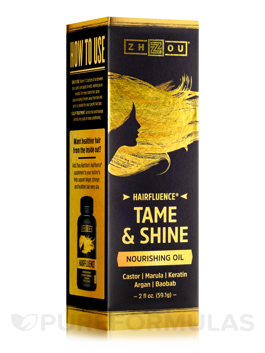 Hairfluence Growth & Shine - 2 fl. oz (59.1 Grams)
