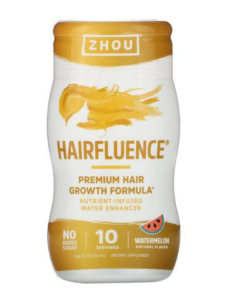 Hairfluence Water Enhancer, Watermelon Natural Flavor - 1.69 fl. oz (50 ml)