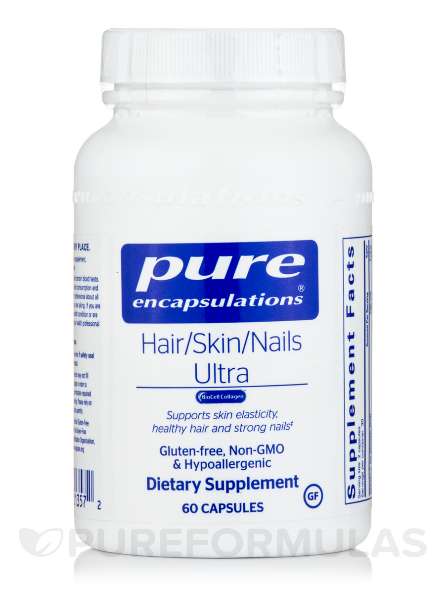 Hair/Skin/Nails Ultra - 60 Capsules
