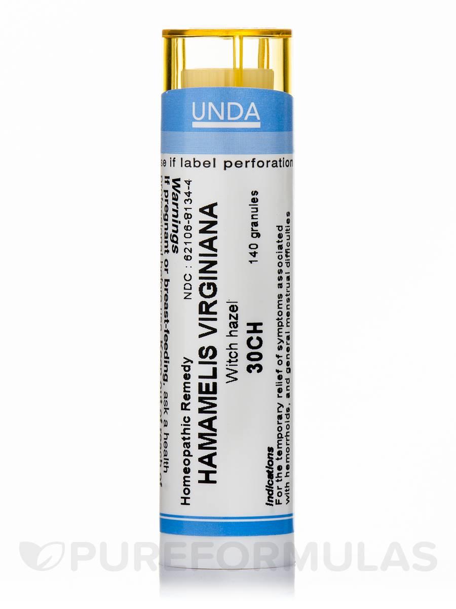 Hamamelis Virginiana 30CH - 140 Granules (5.5g)