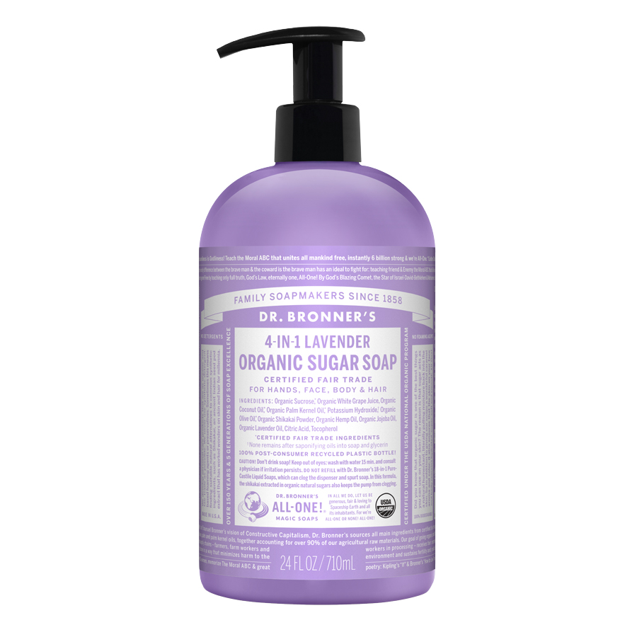 Hand and Body Soap Lavender - 24 fl. oz (710 ml)