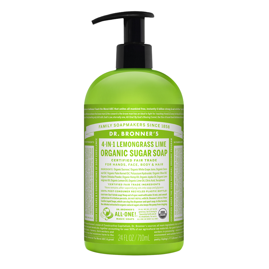 Hand Soap Lemongrass Lime - 24 fl. oz (710 ml)