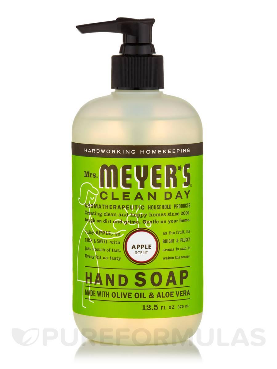 Hand Soap, Liquid, Apple Scent - 12.5 fl. oz (370 ml)