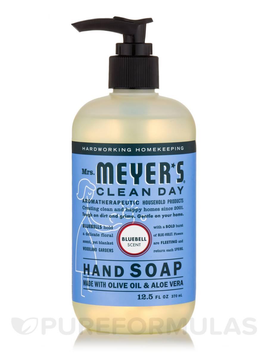 Hand Soap, Liquid, Bluebell Scent - 12.5 fl. oz (370 ml)