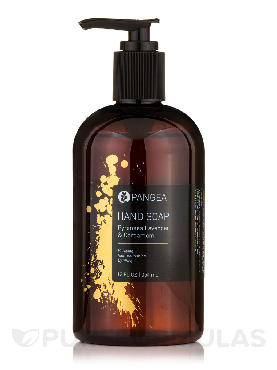 Hand Soap - Pyrenees Lavender & Cardamom - 12 fl. oz (354 ml)