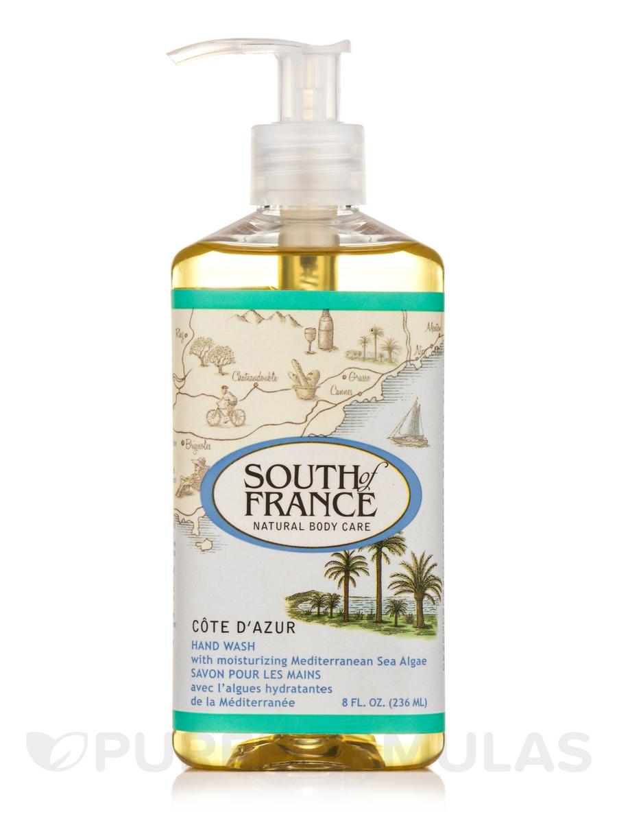 Hand Wash Liquid Cote d' Azur - 8 fl. oz (236 ml)