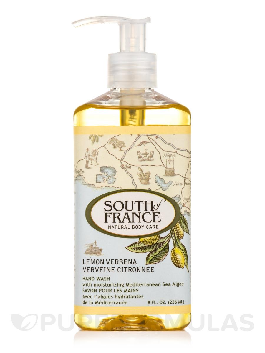 Hand Wash Liquid Lemon Verbena - 8 fl. oz (236 ml)