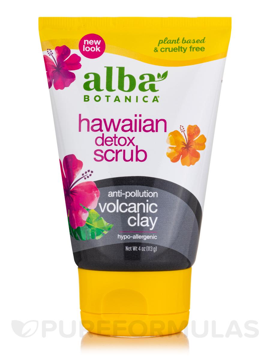 Hawaiian Detox Scrub - 4 oz (113 Grams)