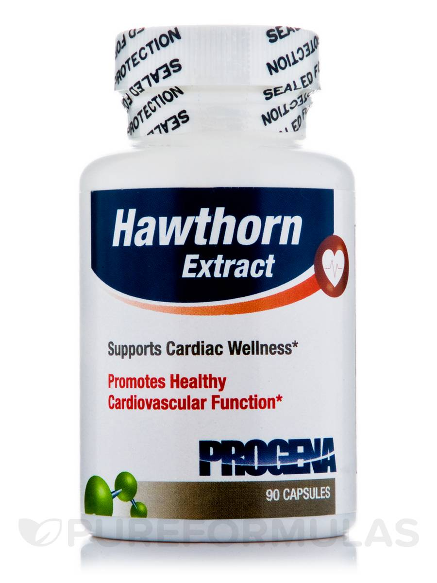 Hawthorn Extract - 90 Capsules