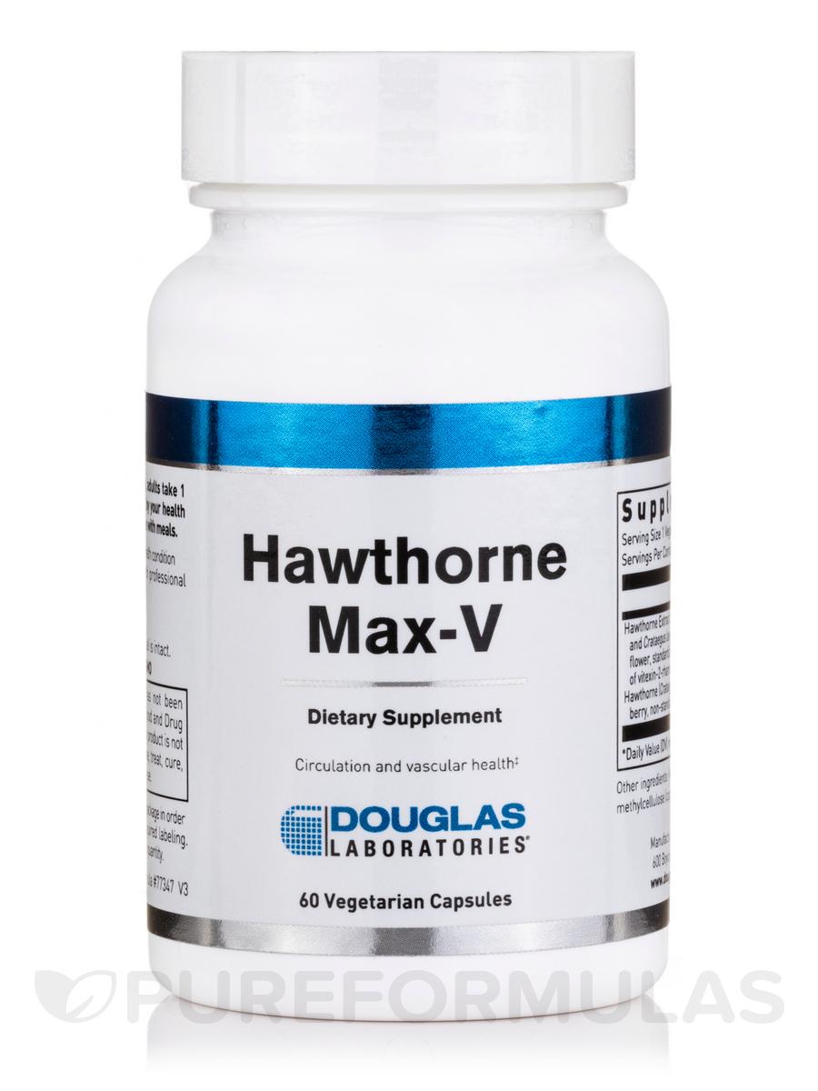 Hawthorne Max-V - 60 Vegetarian Capsules