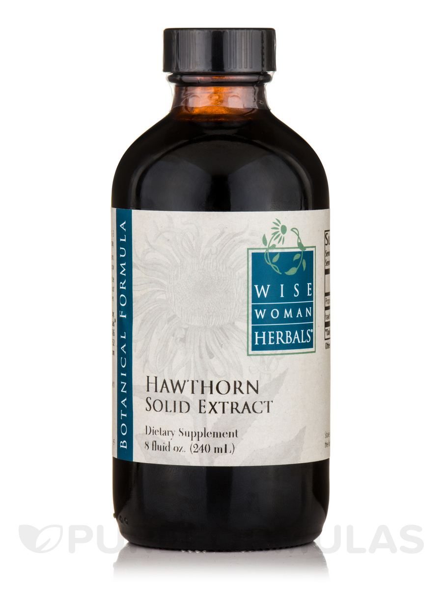Hawthorne Solid Extract - 8 oz (225 Grams)
