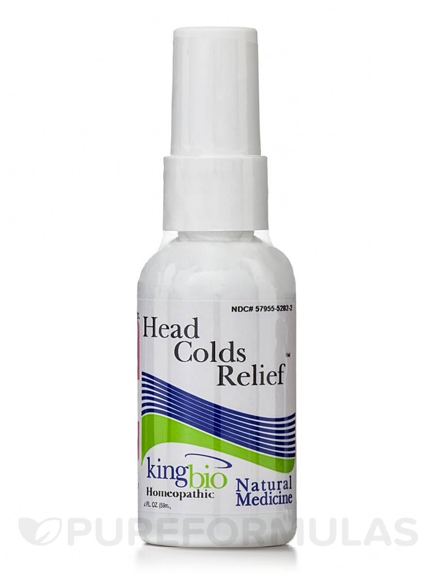Head Colds Relief - 2 fl. oz (59 ml)