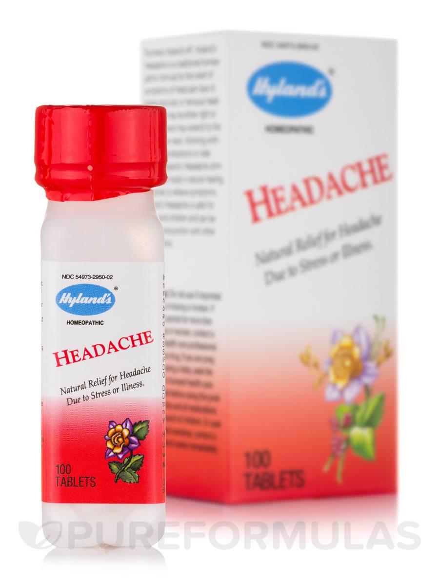 Headache - 100 Tablets