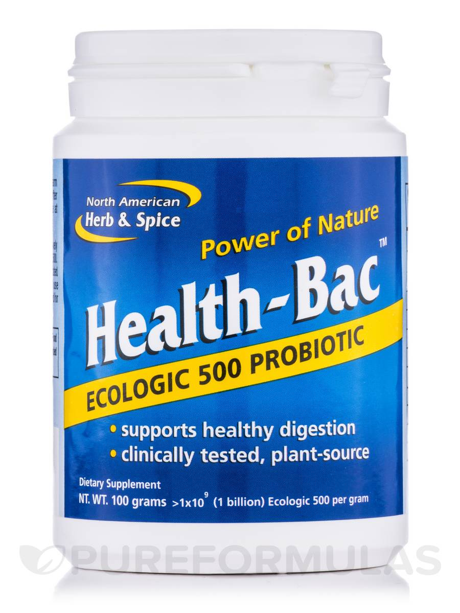 Health-Bac - 100 Grams