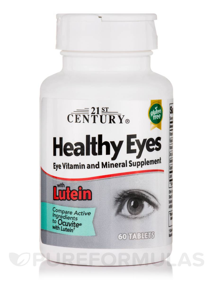 Healthy Eyes - 60 Tablets