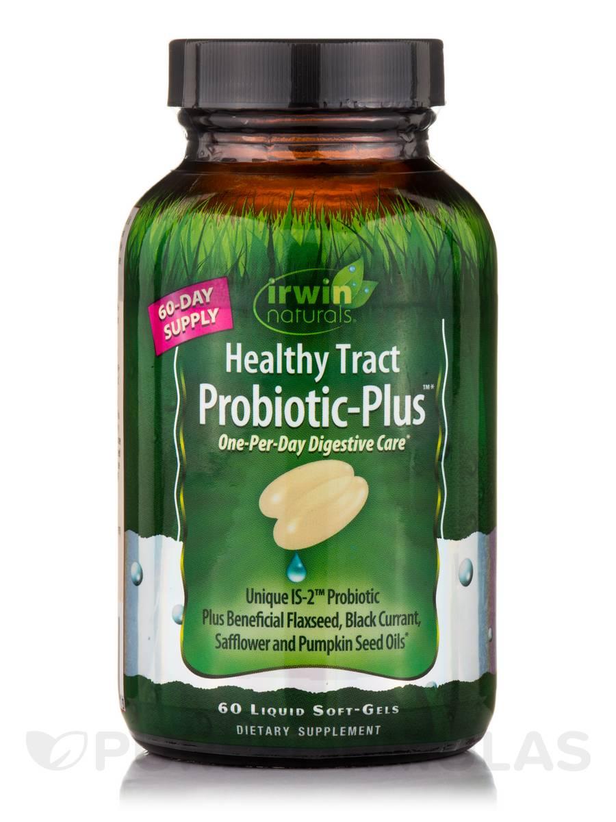Healthy Tract Probiotic-Plus™ - 60 Liquid Soft-Gels