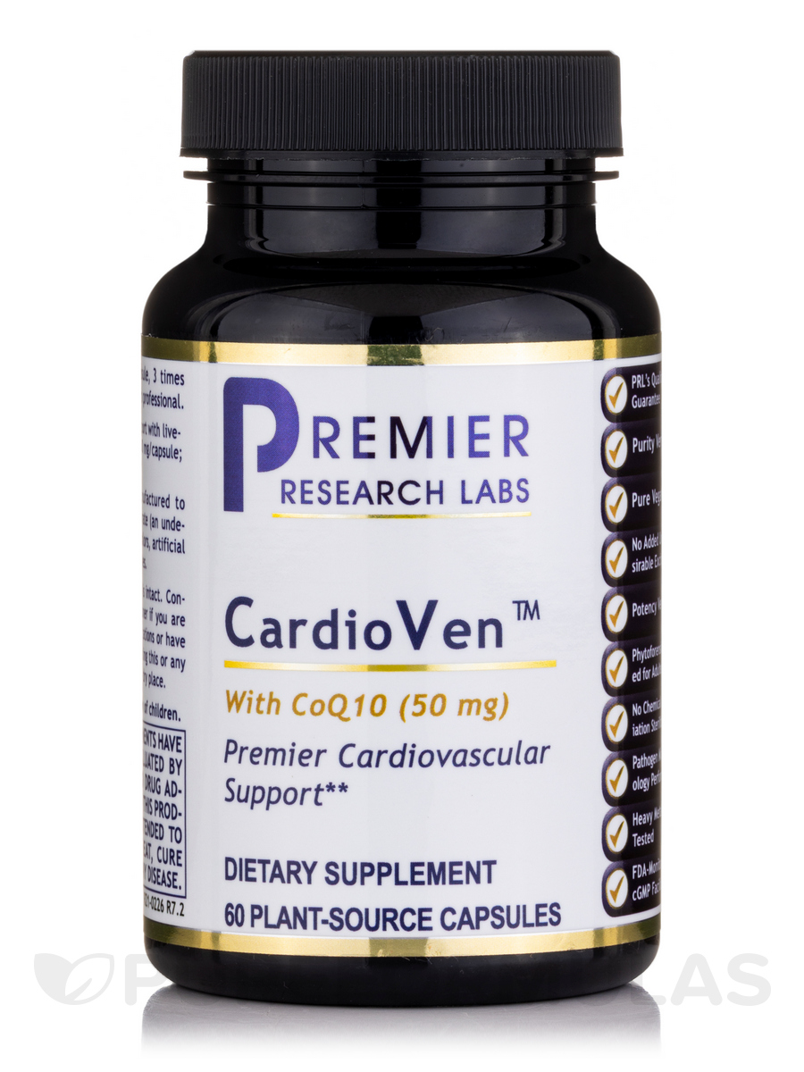 Premier Heart Complex - 60 Vegetable Capsules