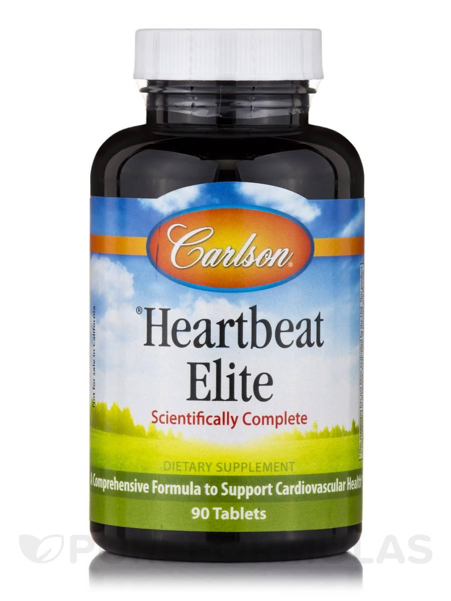 Heartbeat Elite - 90 Tablets