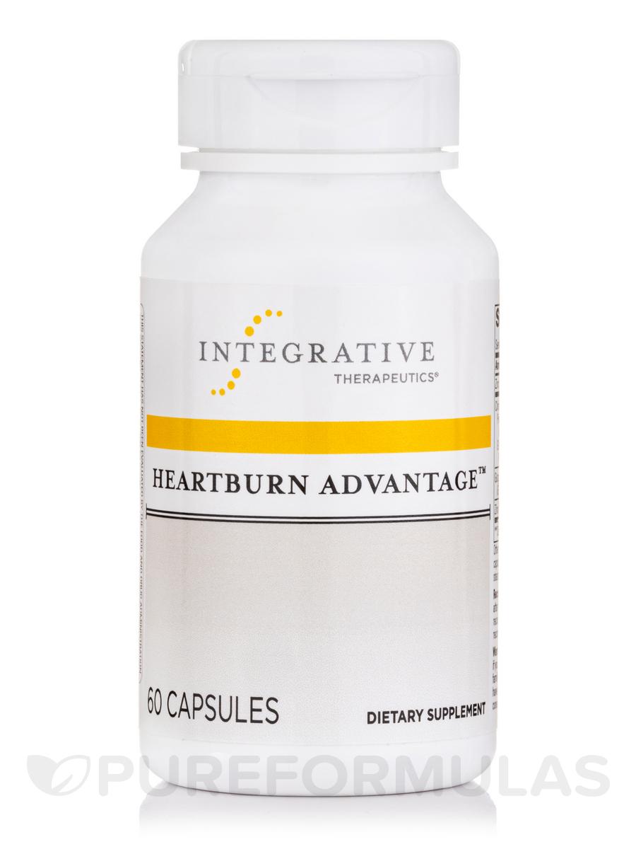 Heartburn Advantage™ - 60 Vegetable Capsules